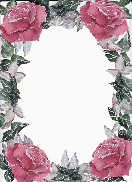 Elegant Rose Complete Kit - 17 Pages to Download