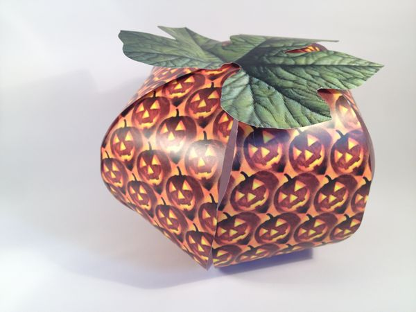 Halloween 3D Pumpkin Set - 128 Pages to Download