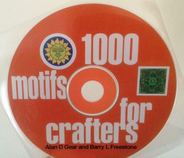 1000 Motifs For Crafters CD Rom