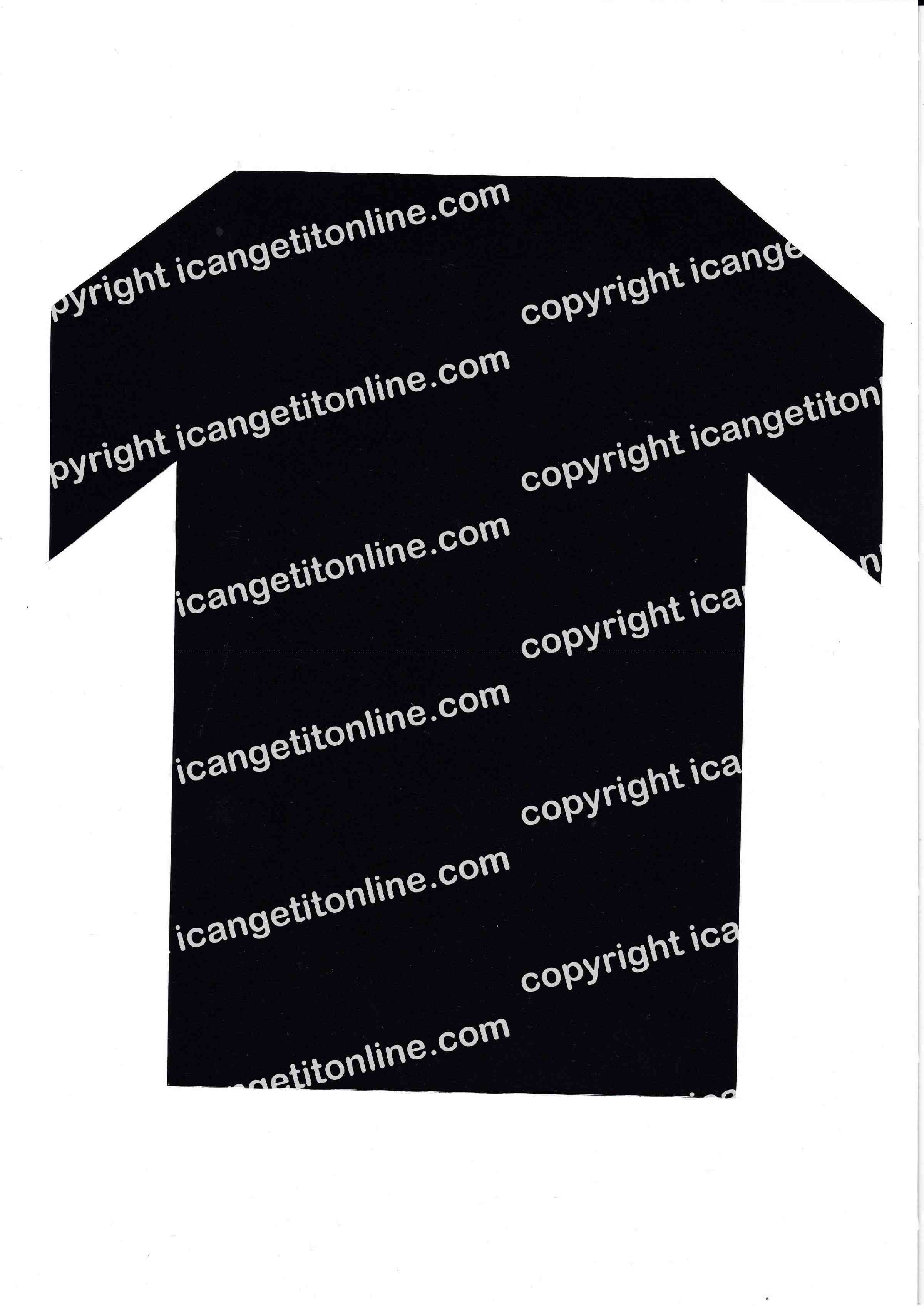 Football Set - Black Strip - <B>WATERMARK NOT ON PURCHASED SET</B> 300 Pages to Download