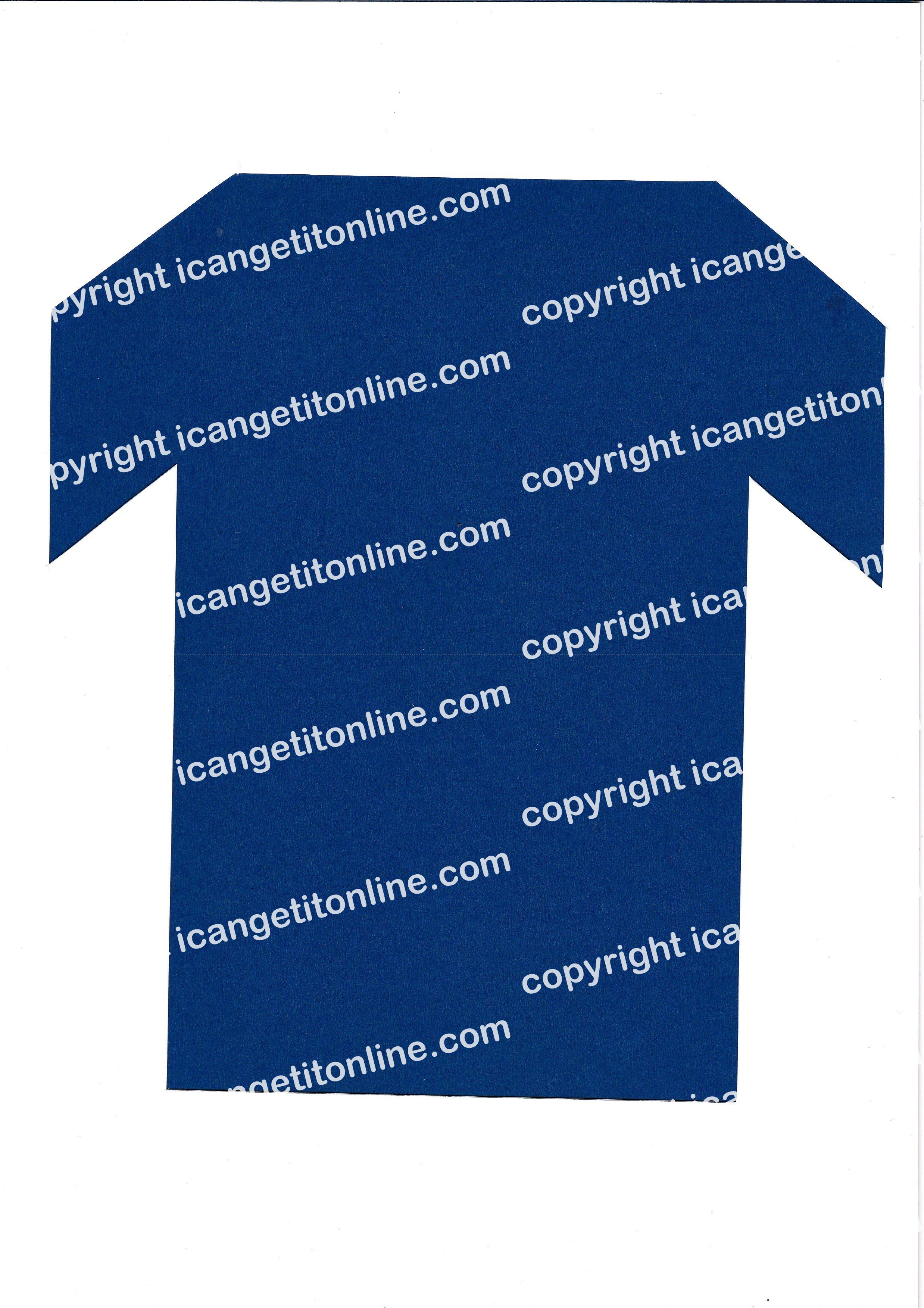 Football Set - Dark Blue Strip - <B>WATERMARK NOT ON PURCHASED SET</B> 300 Pages to Download