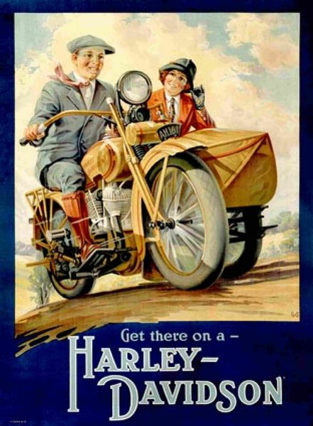 Harley Davidson - 61 Pages to DOWNLOAD