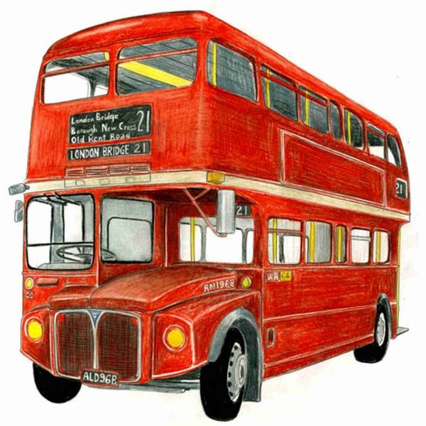Routemaster Bus - 61 Pages to Download
