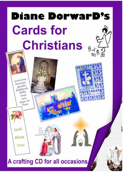 Diane Dorward's Cards for Christians CD