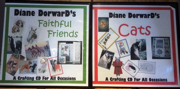 Diane Dorward's Faithful Friends CD