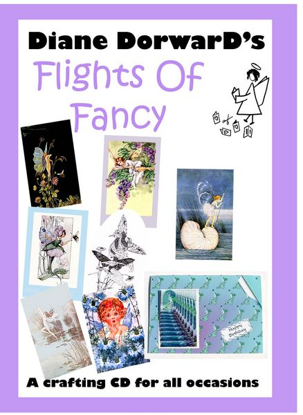Diane Dorward's Flights of Fancy CD