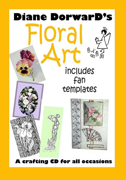 Diane Dorward's Floral Art CD