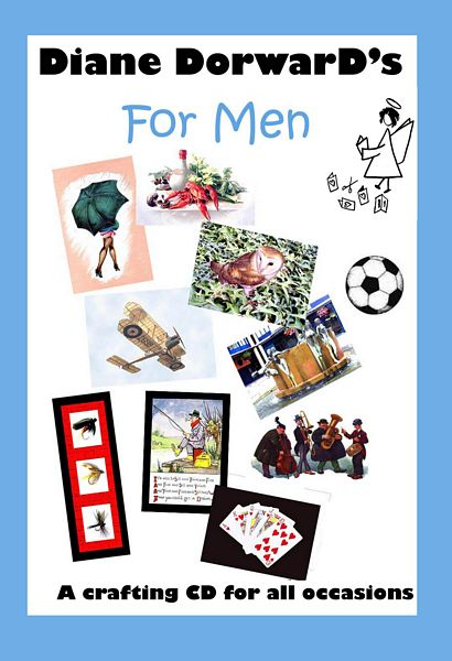 Diane Dorward's For Men CD