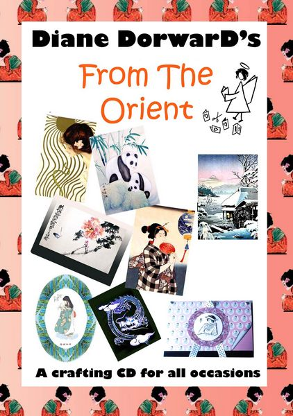 Diane Dorward's From The Orient CD
