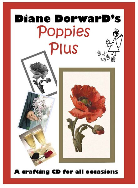 Diane Dorward's Poppies Plus CD