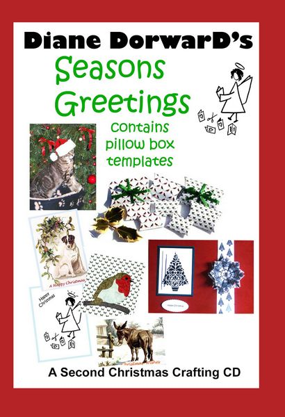Diane Dorward's Seasons Greetings CD