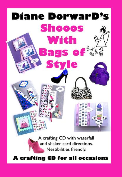 Diane Dorward's Shooos With Bags of Style CD